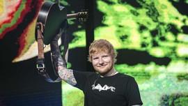 Belum 30 Tahun, Ed Sheeran Selebriti Inggris Terkaya 2019
