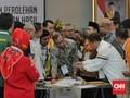 KPU Lanjutkan Rekapitulasi Hasil Pemilu di Luar Negeri