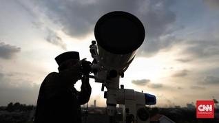 Cara Kerja Teleskop Bosscha Amati Hilal Ramadan 1441 Hijriah