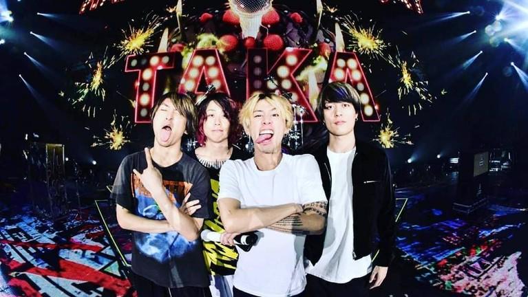 One Ok Rock adalah band asal Jepang yang dibentuk pada tahun 2005.