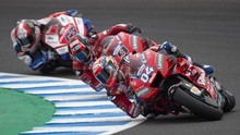 Jadwal Siaran Langsung MotoGP Spanyol Jerez 2020