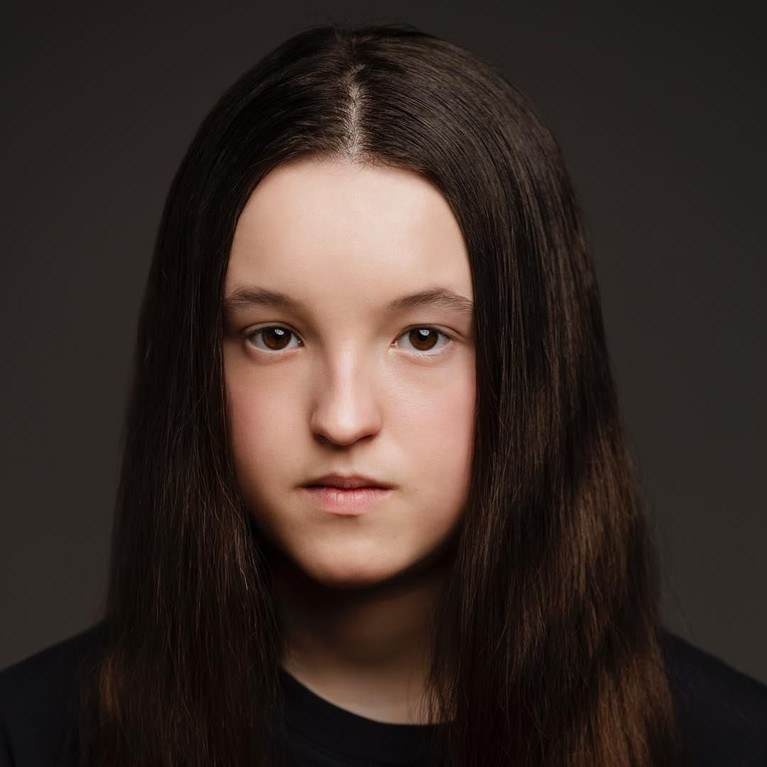 Bella Ramsey pertama kali mengikuti audisi akting dan menjadi aktris profesional di The Television Workshop.