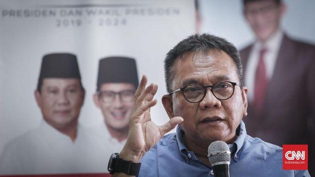 Ketua DPD Gerindra DKI M Taufik menyatakan akan mengajak PKS melakukan evaluasi lagi berkaitan dengan pemilihan cawagub untuk mendampingi Anies di Jakarta.