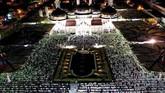 Umat Islam di Indonesia mulai menjalani ibadah Ramadan 1440 H pada 6 Mei 2019, itu diawali proses salat tarawih berjemaah pada 5 Mei 2019 malam.