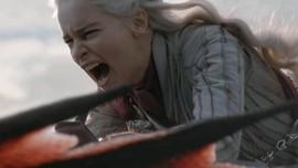 'The Simpsons' Telah Prediksi Amukan Daenerys sejak 2017