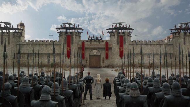 Penggemar Game of Thrones (GoT) akan bisa melihat secara langsung sejumlah tempat yang ada dalam serial ini.