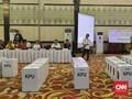 Jokowi-Ma'ruf Kantongi 51,68 Persen Suara di DKI Jakarta