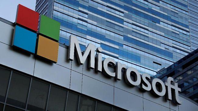 Microsoft Bayar Denda ke Komisi Sekuritas AS Rp350 Mliar