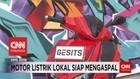 VIDEO: GESITS, Motor Listrik Lokal Siap Mengaspal