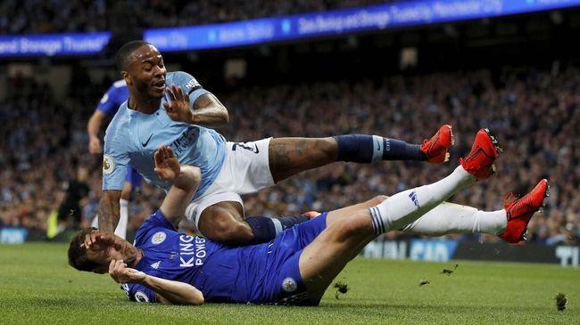 Manchester City memiliki catatan buruk saat bermain di markas Brighton & Hove Albion jika mengacu lima pertemuan terakhir di semua ajang.