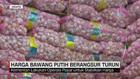 VIDEO: Sempat Meroket, Harga Bawang Putih Berangsur Turun