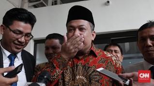 Fahri Hamzah Minta Sri Mulyani Biarkan DPR Atur Uang Sendiri