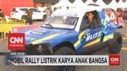 VIDEO: NEO BLITS, Mobil Rally Listrik Buatan Anak Bangsa