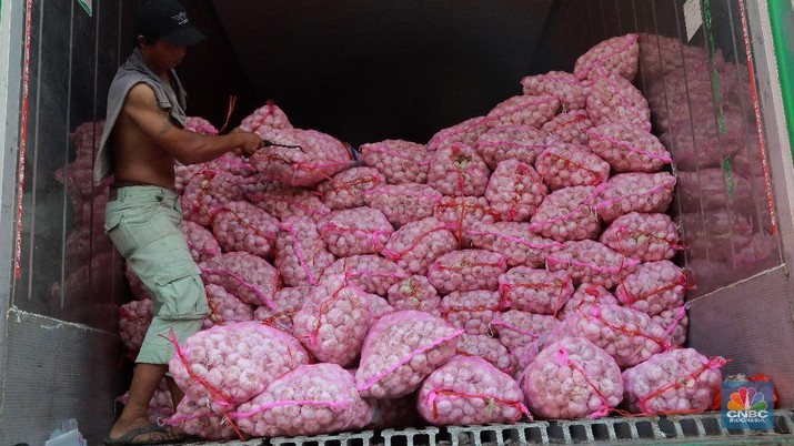 Usai Jokowi Marah, Terbitlah Impor Daging-Bawang Putih!