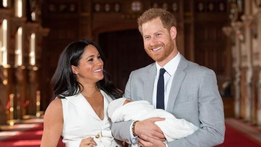 Ungkapan Rindu Pangeran Harry pada Putri Diana Usai Anaknya Lahir