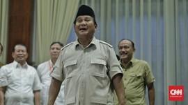 Situng KPU 76 Persen, Prabowo Tertinggal 14,8 Juta Suara
