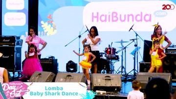 Kemeriahan Bunda & Si Kecil Seru-seruan di HaiBunda's Day Out