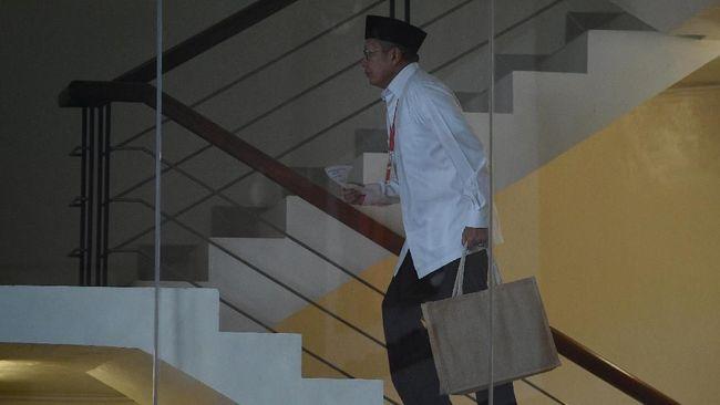 KPK kembali menjadwalkan pemeriksaan Menteri Agama Lukman Hakim Saifuddin sebagai saksi Romahurmuziy dalam penyidikan kasus suap jual beli jabatan.