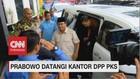 VIDEO: Prabowo Datangi Kantor DPP PKS