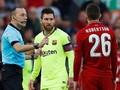 Messi Marah Usai Ditoyor Robertson