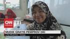 VIDEO: Warga Jakarta Antusias Daftar Mudik Gratis Pemprov DKI
