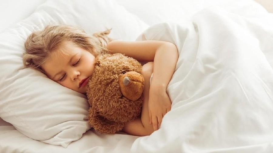 Mengatur Pola Tidur Anak Saat Puasa