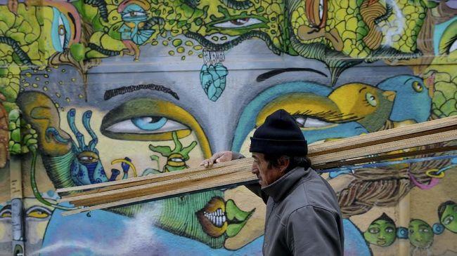 Ekonomi Chile merosot 12,4 persen pada kuartal II 2020 karena pandemi corona. Namun, realisasi itu lebih baik dari perkiraan.