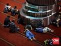 Istiqlal Terbuka bagi Massa Aksi 22 Mei yang Ingin Bermalam