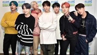 BTS Masuk Tiga Nominasi MTV EMA 2019