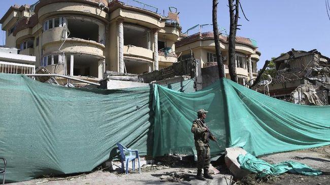 Sebanyak 16 kandidat pilpres Afghanistan menuntut pemerintah menjamin keselamatan mereka dan penduduk saat berkampanye.