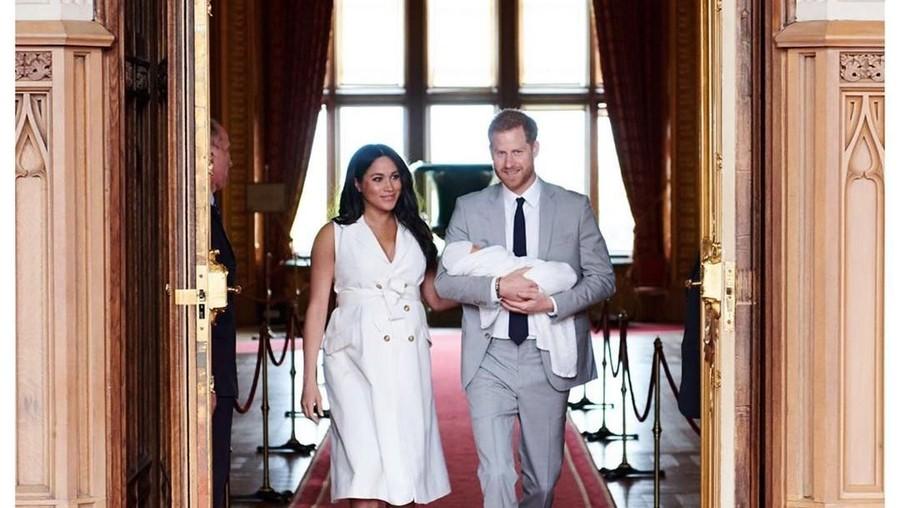 Bayi Pangeran Harry dan Meghan Markle Disamakan dengan Monyet
