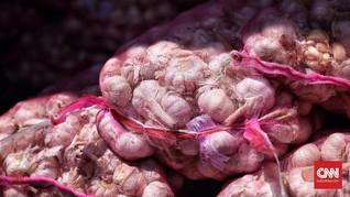 Di Tengah Wabah Virus Corona, Harga Bawang Putih Melonjak