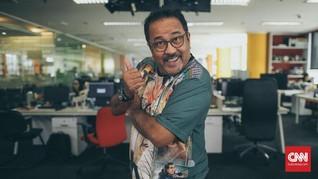 Rano Karno Tetap Pikirkan Si Doel meski Jadi Anggota DPR