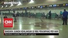 VIDEO: Bandara Juanda Kehilangan 10.000 Penumpang Per hari