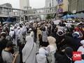Kepolisian Palembang Antisipasi Gelombang 'People Power'