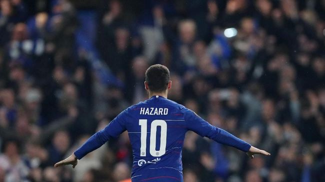 Chelsea siap melepas Eden Hazard ke Real Madrid dengan harga Rp1,6 triliun pada bursa transfer tengah tahun 2019.