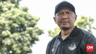 Eks Pelatih Timnas Rahmad Darmawan Merapat ke Demokrat