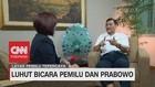 VIDEO: Luhut: Presiden Akan Reshuffle Kabinet Usai Pilpres