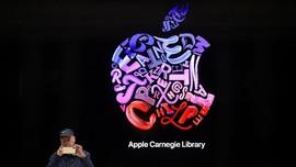 FOTO: Apple Restorasi Perpustakaan Carnegie Mount Vernon