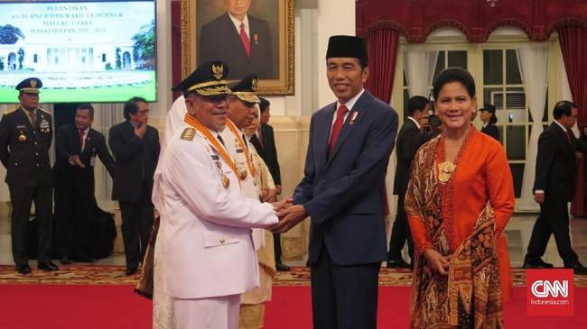 7 Tahun Jokowi, Resentralisasi Kuasa di Lingkar Istana