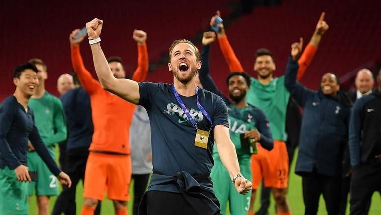Tottenham Hotspurs akhirnya akan melawan Liverpool di pertandingan final Piala Champions League 2019 di Madrid.