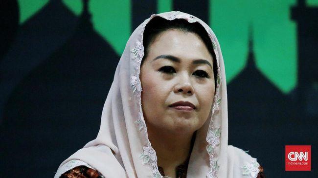 Juru Bicara Yenny Wahid, Imron Rosyadi Hamid merespons rencana Muktamar Luar Biasa PKB yang diinisiasi untuk mengganti Muhaimin Iskandar alias Cak Imin.