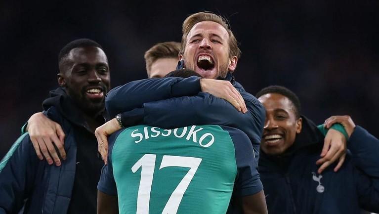 Tottenham Hotpurs juga sebelumnya sempat kalah dari Ajax Amsterdam dengan skor 0-1 saat pertandingan leg 1 semifinal Piala Cahmpions League 2019.