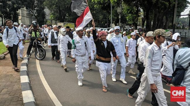 FPI Kota Bandung mencabut pernyataannya yang menyebutkan bakal mengirimkan ratusan massa ke MK untuk mengawal sidang PHPU Pilpres 2019.