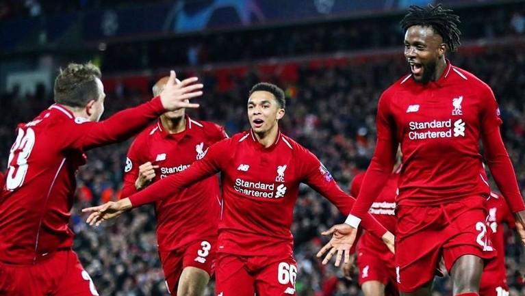 Liverpool sempat kalah dari Barcelona dengan skor 0-3 saat pertandingan semifinal Piala Champions League leg 1.