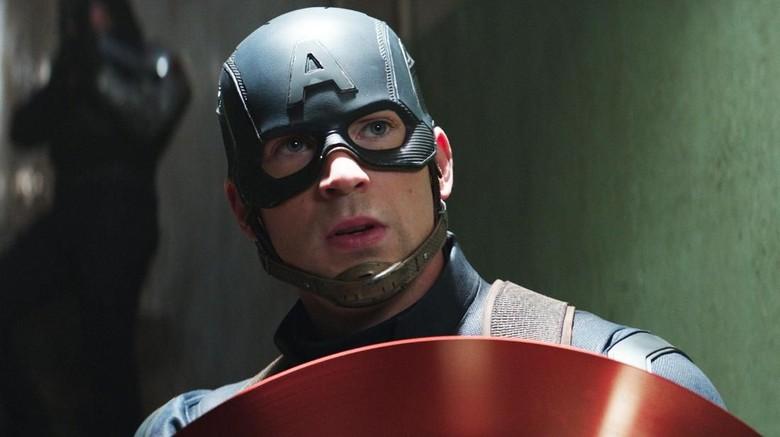 Captain America Perempuan