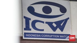 ICW: Penindakan Korupsi KPK Terjun Bebas 6 Bulan Terakhir