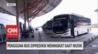 VIDEO: Pengguna Bus Diprediksi Meningkat saat Mudik