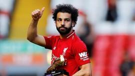 Top Skor Liga Inggris: Salah, Mane, dan Aubameyang Pemenang