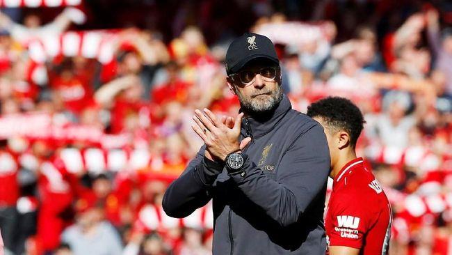 Juergen Klopp menganggap kegagalan Liverpool juara Liga Inggris sebagai hal yang menyakitkan meski ia bangga dengan perjuangan 'The Reds'.
